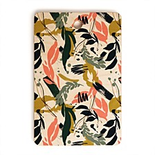 Brushstrokes of Nature I Rectangle Cutting Board