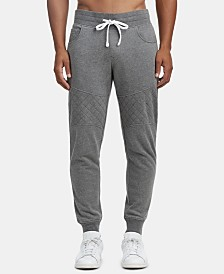 True Religion Men's Moto Joggers