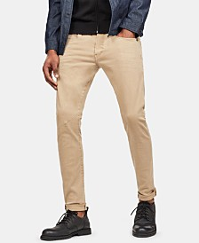 G-Star RAW Men's D-Staq Skinny-Fit Stretch Jeans