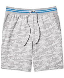 Michael Kors Men's Jacquard Camo Pajama Shorts
