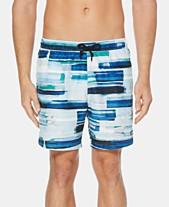 70e2d794ebab1 White Mens Swimwear & Men's Swim Trunks - Macy's