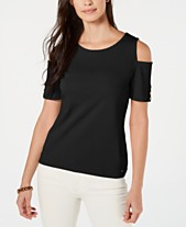 668e51baa Off the Shoulder Tops: Shop Off the Shoulder Tops - Macy's