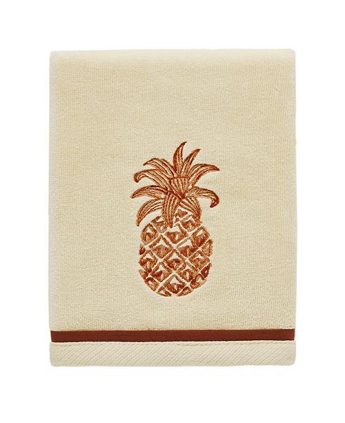 Tommy Bahama Home Tommy Bahama Batik Pineapple Fingertip Towel
