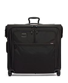 Tumi Alpha 3 Extended Trip 4 Wheeled Garment Bag