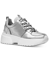 fc10da7d892f MICHAEL Michael Kors Cosmo Lace Up Sneakers