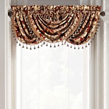 Croscill Arden Waterfall Swag Valance