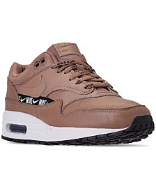 huge selection of 55293 753ca Nike Women s Air Max 1 SE Running Sneakers from Finish Line