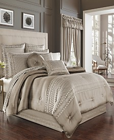 Five Queen Court Beaumont California King Comforter Set