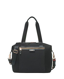 Stevie Luxe Diaper Bag