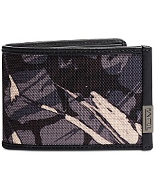 Tumi Men's Alpha Printed Wallet