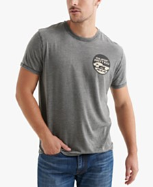 Lucky Brand Men's Jeep Surf Rated Graphic T-Shirt