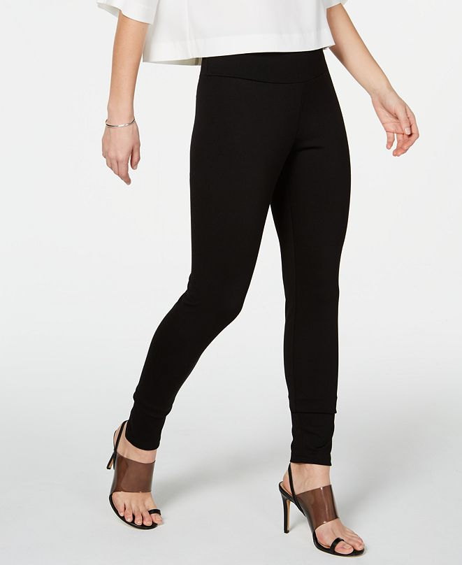 INC International Concepts INC Shaping Knit Full-Length Leggings, Created for Macy's (Available in Plus-Size)