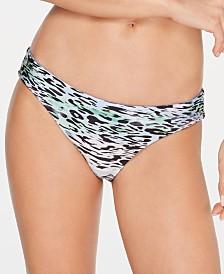 Becca Animal Instincts Reversible Hipster Bikini Bottoms