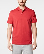 750104659 Red Mens Polo Shirts - Macy s