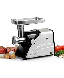 Elite Platinum Stainless Steel Meat Grinder