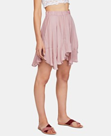 Free People Easy Does It Half Slip Pull-On Skirt