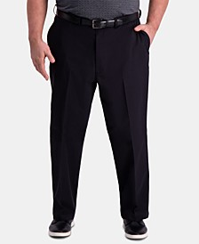 Men's Big & Tall Classic-Fit Khaki Pants