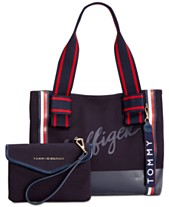 c86b12e0c Tommy Hilfiger Handbags: Shop Tommy Hilfiger Handbags - Macy's