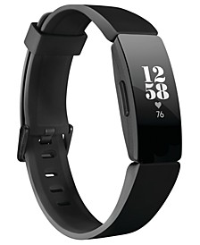 Inspire HR Black Strap Activity Tracker 16.4mm