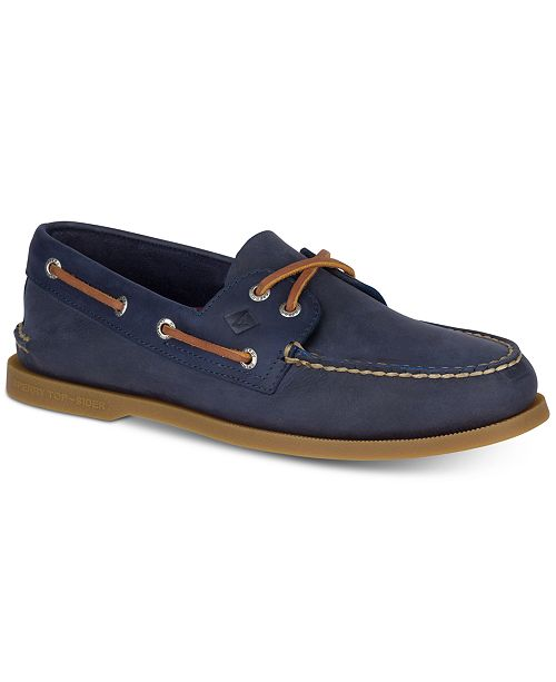 Sperry Men's A/O 2-Eye Leather Boat Shoes