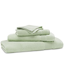 """Sanders  Antimicrobial Cotton Solid 13"""" x 13"""" Wash Towel"""