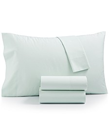 CLOSEOUT! Cotton Blend 4-Pc. California King Sheet Set, Created for Macy's