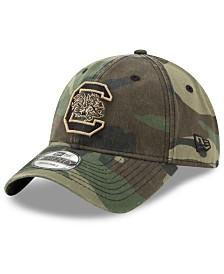 New Era South Carolina Gamecocks Woodland Classic Twill 9TWENTY Strapback Cap