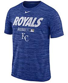 Nike Men's Kansas City Royals Velocity Team Issue T-Shirt