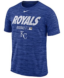 Nike Men's Kansas City Royals Velocity Team Issue T-Shirt