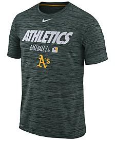 Nike Men's Oakland Athletics Velocity Team Issue T-Shirt
