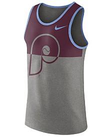 Nike Men's Philadelphia Phillies Dry Tank