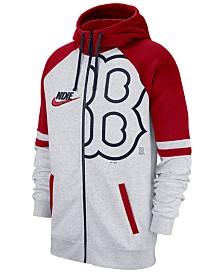 Nike Men's Boston Red Sox Walkoff Full-Zip Hoodie