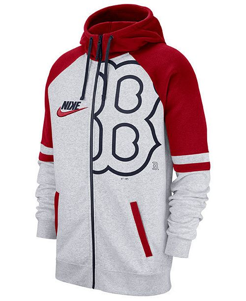 best authentic 3bc08 49b2a Men's Boston Red Sox Walkoff Full-Zip Hoodie