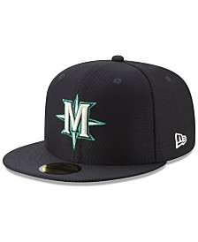 New Era Boys' Seattle Mariners Batting Practice 59FIFTY Cap