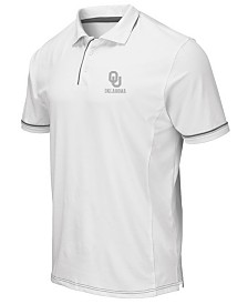 Colosseum Men's Oklahoma Sooners Iceland Polo