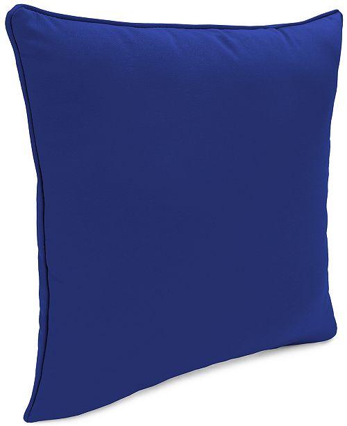Jordan Manufacturing Outdoor  Toss Pillow - Set of 2
