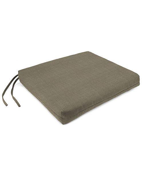 Jordan Manufacturing Outdoor  Seat Cushion - Set of 2