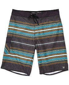 "Billabong Men's All Day Striped OG 21"" Board Shorts"