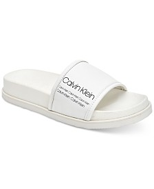 Calvin Klein Women's Maree Pool Slides