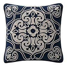 "Asher 16"" X 16"" Square Collection Decorative Pillow"