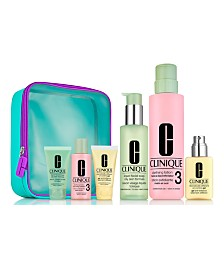Clinique 7-Pc. Great Skin Everywhere Skin Care For Oily Skin Set