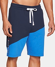 Tommy Hilfiger Men's Modern Essentials Colorblocked Pajama Shorts