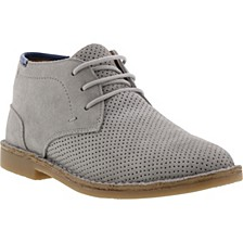 Little & Big Boys Real Perf Chukka