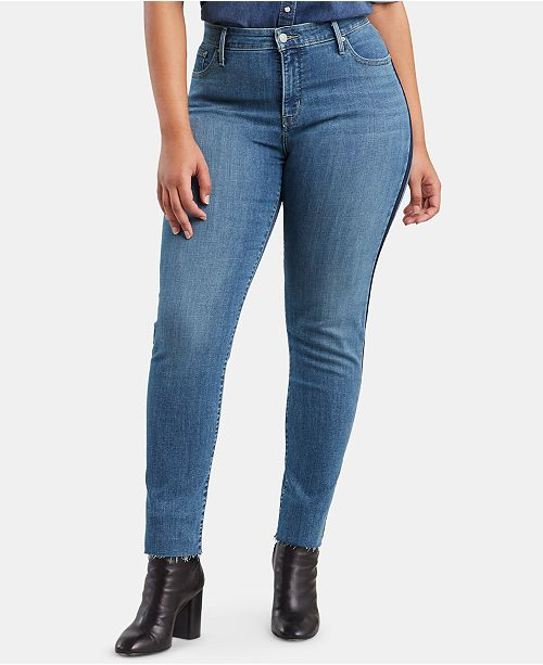 Levi's 311 Trendy Plus Size Shaping Skinny Jeans
