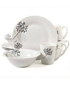 Netherwood 12 Piece Dinnerware Set