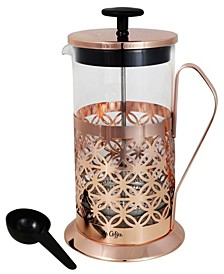 32 Ounce Coffee Press with Scoop