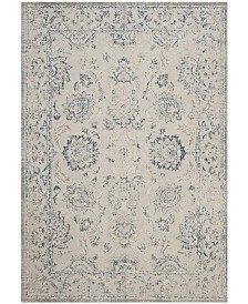 "Safavieh Patina Gray and Blue 5'1"" x 7'6"" Area Rug"