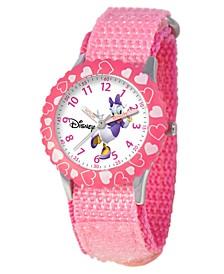 Watch, Kid's Daisy Duck Time Teacher Pink Strap 31mm W000146