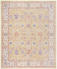 Safavieh Windsor Gold and Lavender 9' x 13' Area Rug