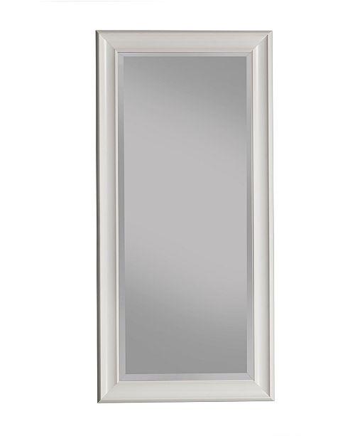 Martin Svensson Home Martin Svensson  Frost White Full Length Leaner Mirror